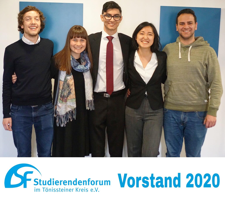 Vorstand SF 2020