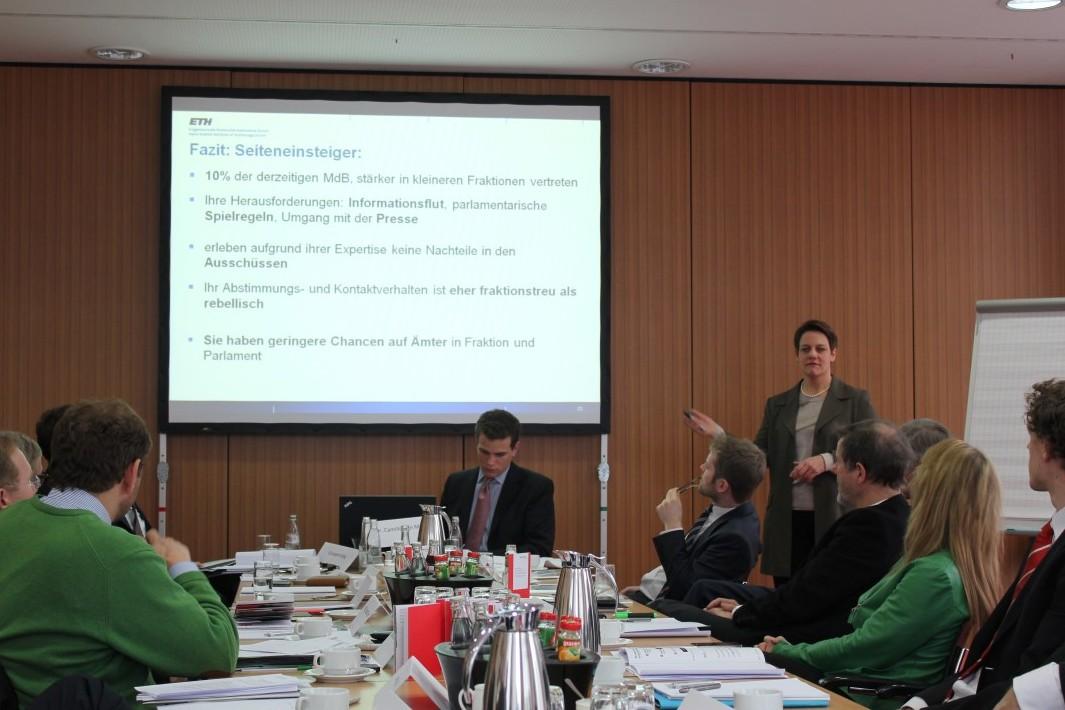 2013 politikerkarrieren workshop 1