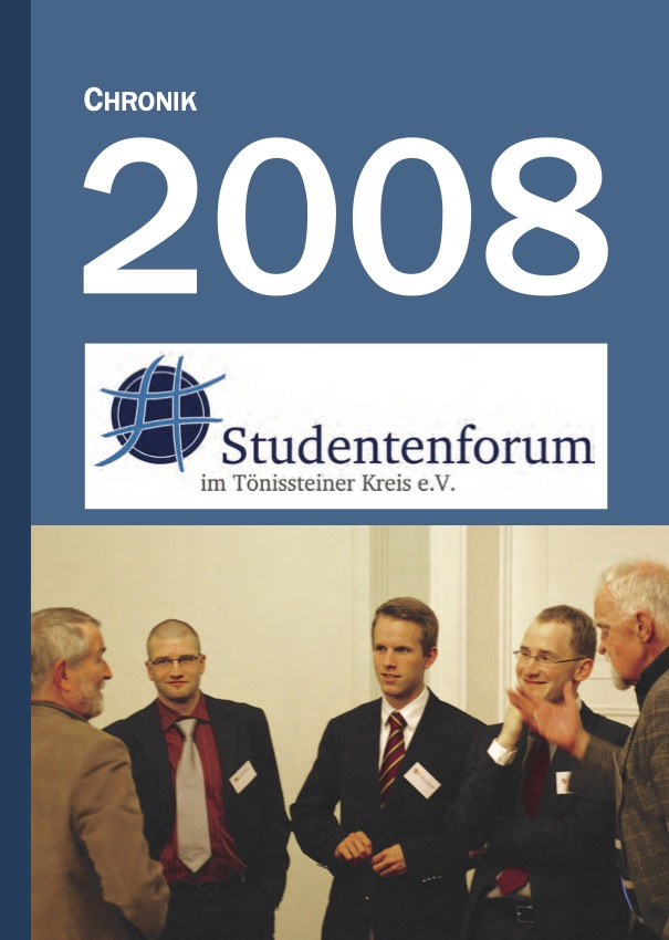 Chronik 2008